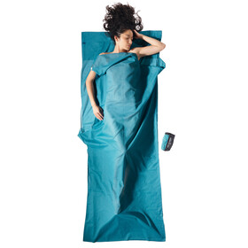 Cocoon Insect Shield TravelShield Egyptian Cotton laguna blue